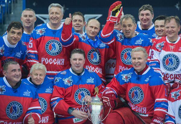 Il 7 ottobre il presidente russo Vladimir Putin ha celebrato il suo 63° compleanno. - Sputnik Italia