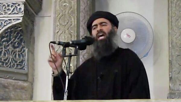 Il capo dello Stato Islamico Abu Bakr al-Baghdadi - Sputnik Italia
