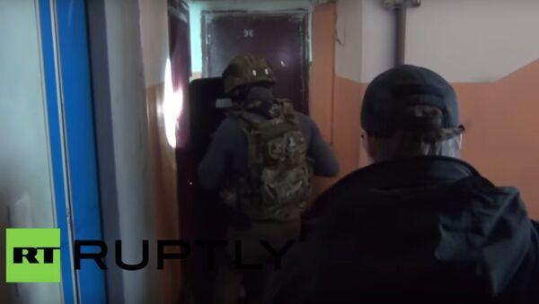 arresto dei terroristi - Sputnik Italia