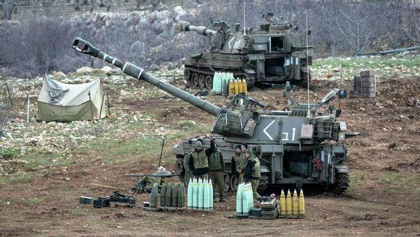 Israeli soldiers - Sputnik Italia