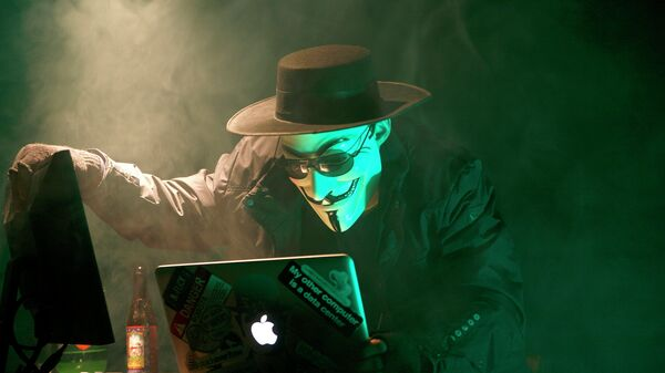 Hackers - Sputnik Italia