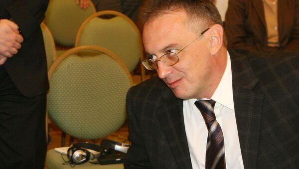 L'ambasciatore russo in Siria Alexander Kinschak - Sputnik Italia