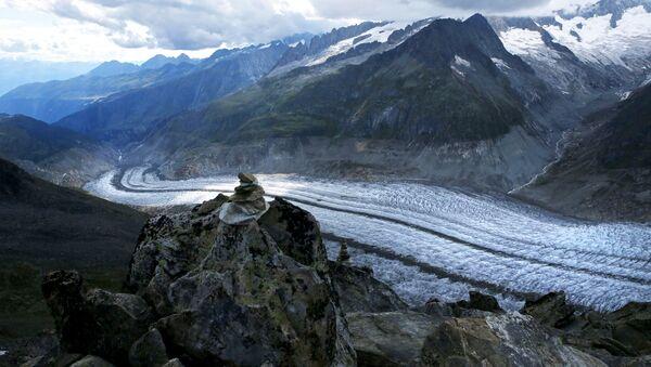Il ghiacciaio più grande delle Alpi - Sputnik Italia