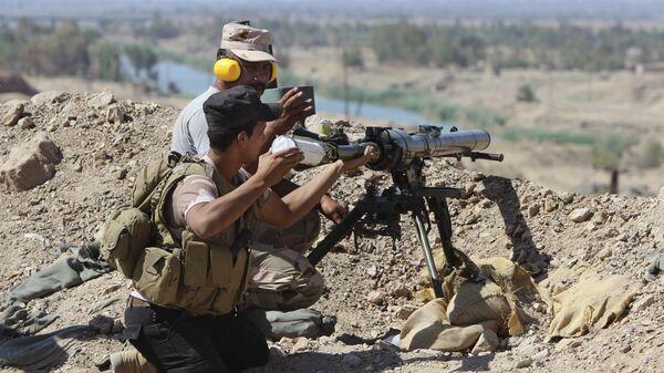 Militari dell esercito iracheno - Sputnik Italia