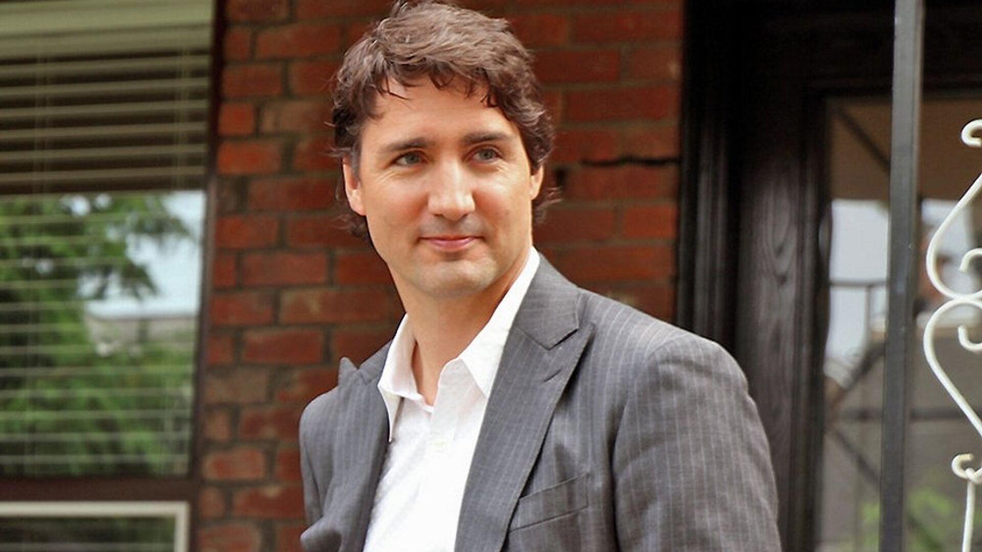 Justin Trudeau, MP - Sputnik Italia, 1920, 08.06.2021
