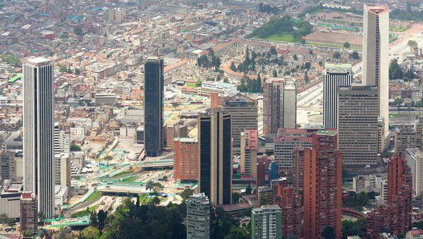 Overview of Bogota, Colombia - Sputnik Italia