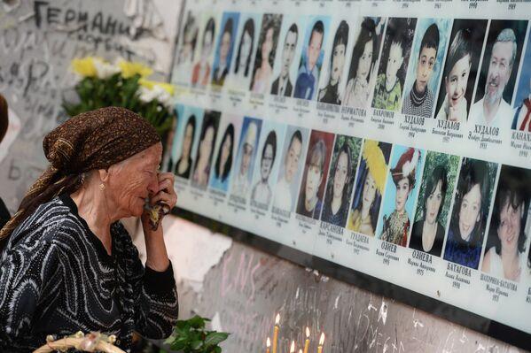 Memoriale della scuola di Beslan - Ossezia del Nord - Sputnik Italia