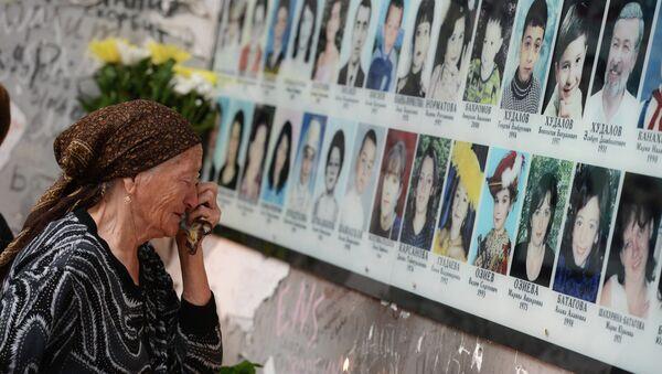 Memoriale della scuola di Beslan - Sputnik Italia