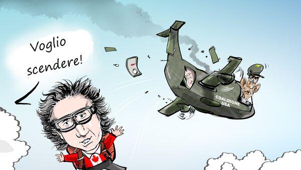 Trudeau vuole scendere - Sputnik Italia