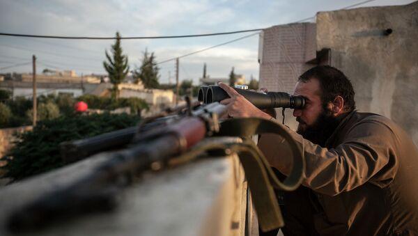 Combattente dell'opposizione siriana - Sputnik Italia