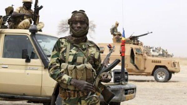 soldato Boko Haram - Sputnik Italia