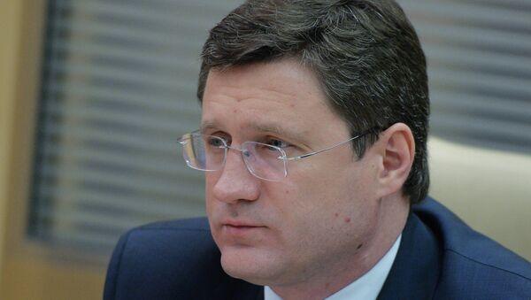 Alexander Novak, ministro dell'Energia della Federazione Russa. - Sputnik Italia