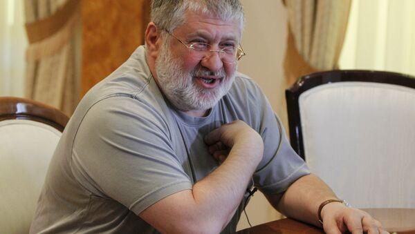 Igor Kolomoysky - Sputnik Italia