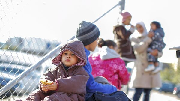 Migranti in Svezia - Sputnik Italia