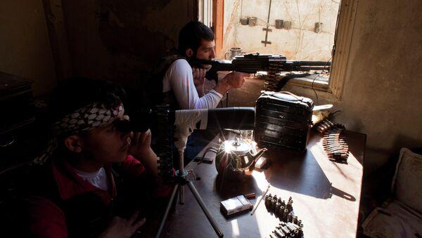 Esercito Libero Siriano - Sputnik Italia