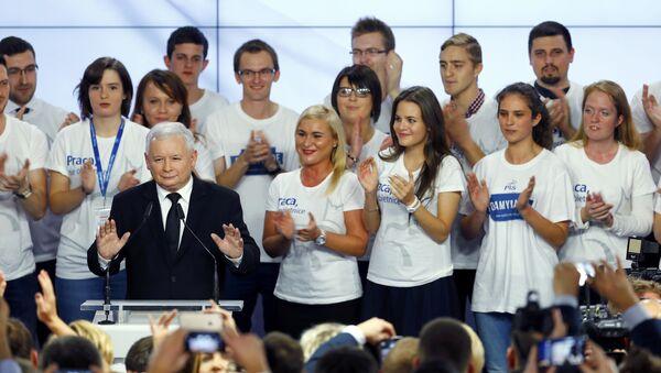 Exit poll dopo le elezioni politiche in Polonia - Sputnik Italia