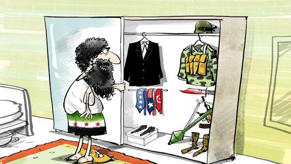 Esericto siriano libero - Sputnik Italia