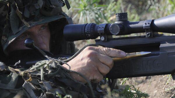 sniper russo - Sputnik Italia