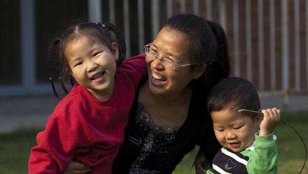 La fine della politica del figlio unico in Cina - Sputnik Italia