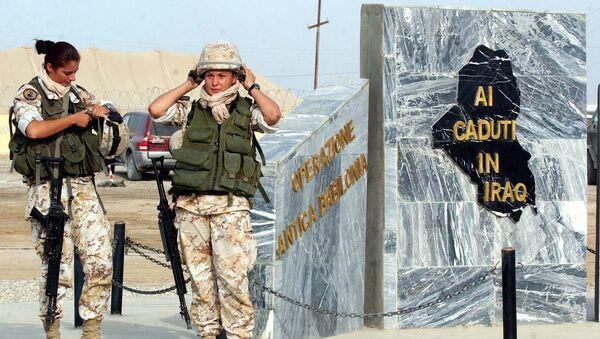 Militari italiani in Iraq - Sputnik Italia