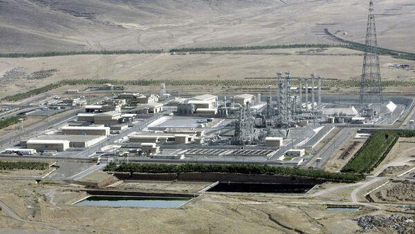 il reattore atomico della centrale iraniana in citta` di Arak. - Sputnik Italia