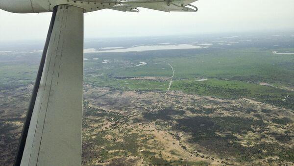 Il panorama a volo d'uccello sul Sudan del Sud - Sputnik Italia