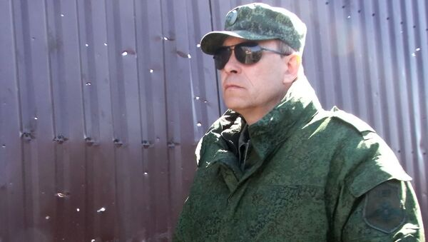 Eduard Basurin, vice comandante milizie DNR - Sputnik Italia
