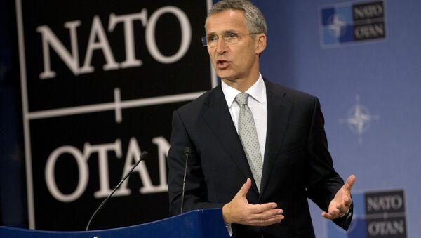 Jens Stoltenberg, segretario generale della NATO - Sputnik Italia