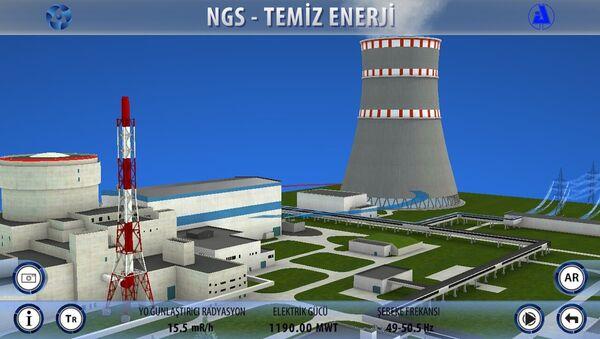 Centrale nucleare di Akkuyu - Sputnik Italia