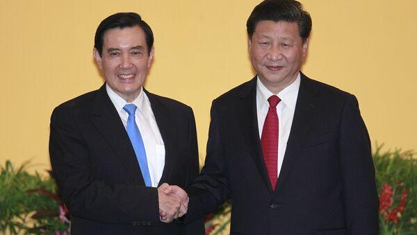 Incontro tra Ma Ying-jeou e Xi Jinping (Taiwan e Cina) - Sputnik Italia