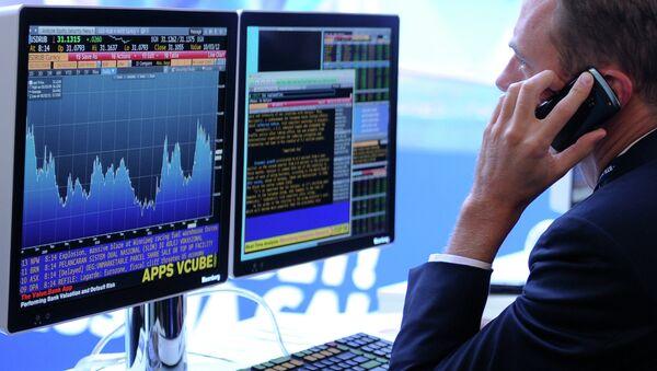 Operatore di Borsa - Sputnik Italia