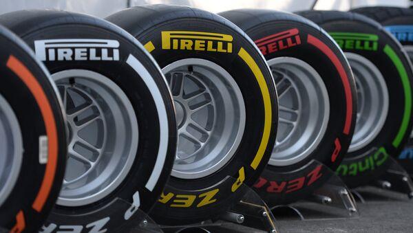 Pneumatici Pirelli al GP di Cina - Sputnik Italia
