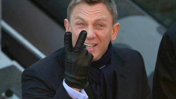 Actor Daniel Craig  - Sputnik Italia