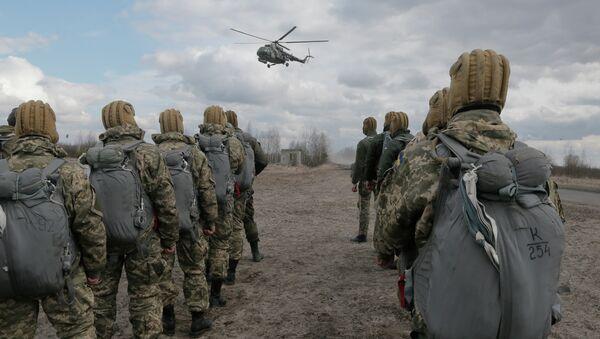 Soldati dell'esercito ucraino - Sputnik Italia