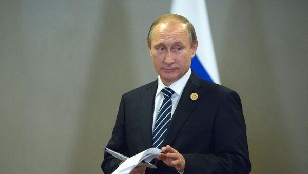 Vladimir Putin al G20 - Sputnik Italia