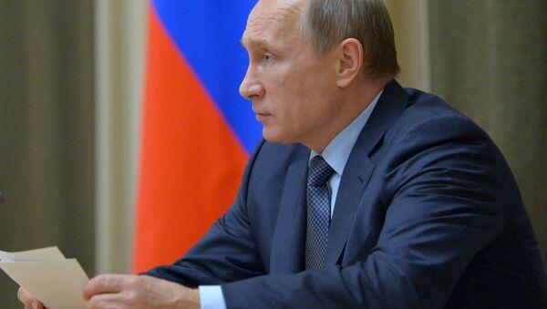 Presidente Putin - Sputnik Italia