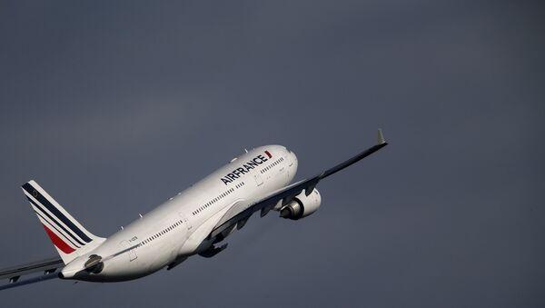 Air France Airbus A320 - Sputnik Italia