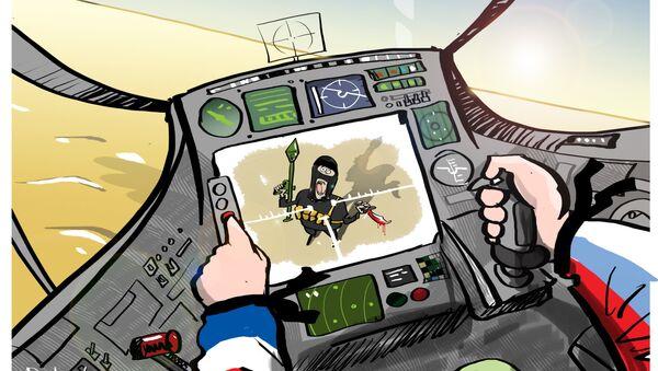 Russia e Francia contro ISIS - Sputnik Italia
