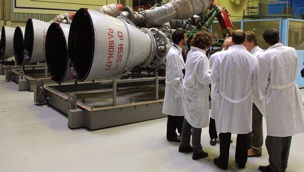 Propulsori missilistici RD-180 - Sputnik Italia