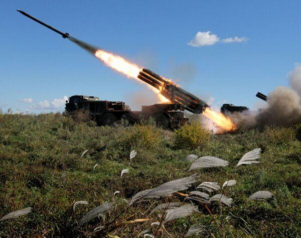 I missili dell'esercito russo - Sputnik Italia