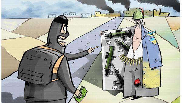 Siria compra missili dall'Ucraina - Sputnik Italia