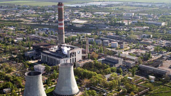 Centrale elettrica a Simferopoli - Sputnik Italia