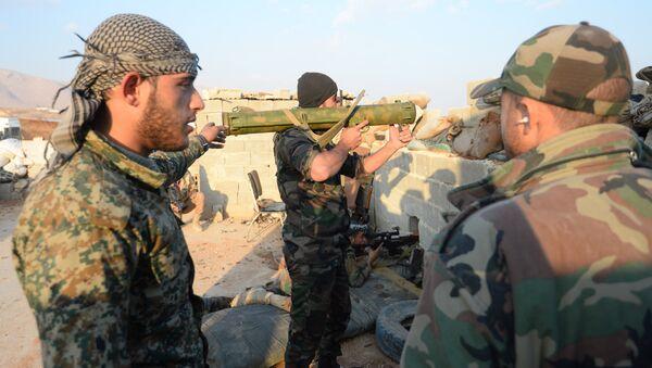 Esercito siriano di Assad - Sputnik Italia