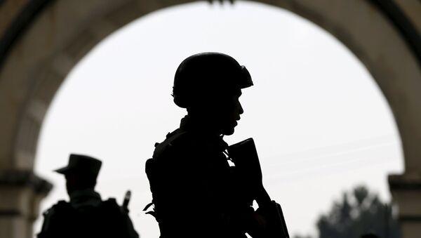 Militare in Afghanistan - Sputnik Italia