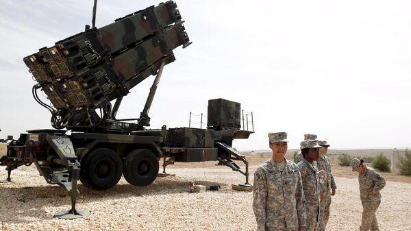 Sistema di difesa aerea americano Patriot - Sputnik Italia