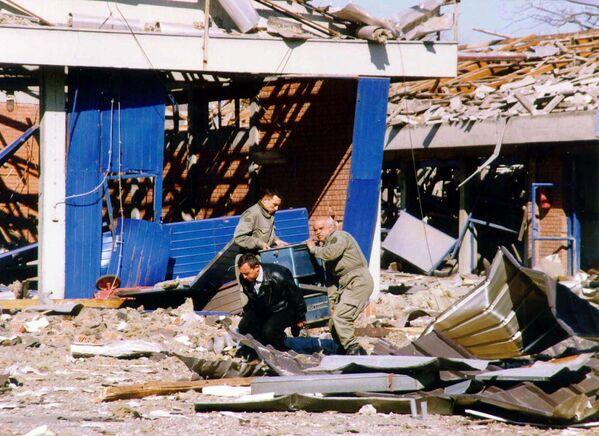 Quando la storia non insegna nulla, 16 anni dalle bombe NATO in Serbia - Sputnik Italia