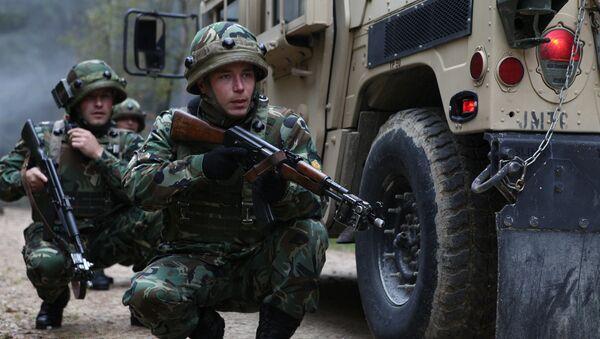 I militari della NATO - Sputnik Italia