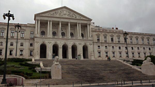 Il parlamento del Portogallo, Lisbona - Sputnik Italia