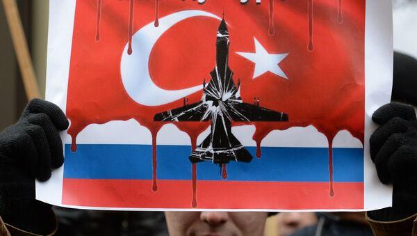 Io non vado in Turchia - Sputnik Italia