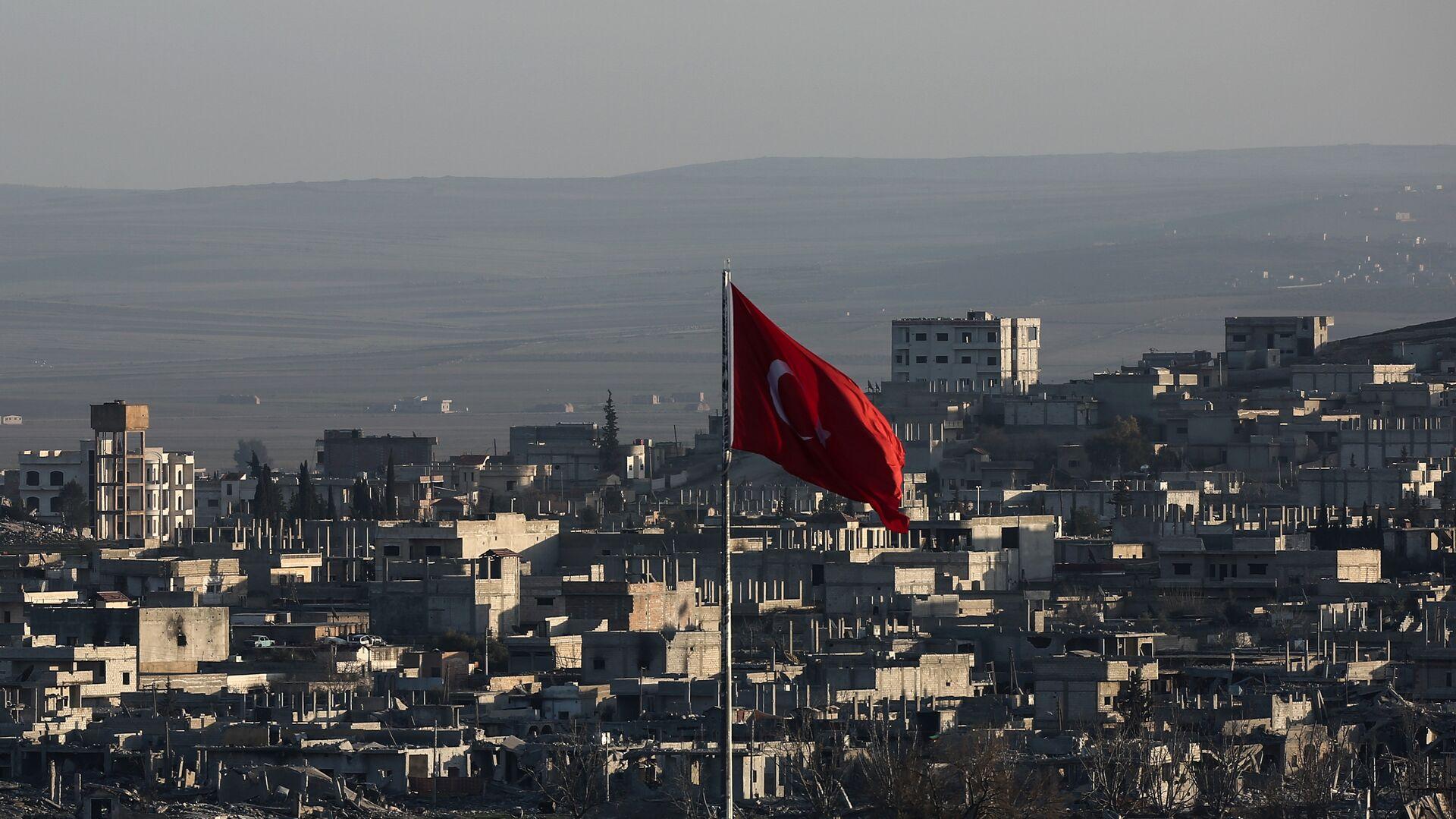 Bandiera della Turchia - Sputnik Italia, 1920, 25.04.2021